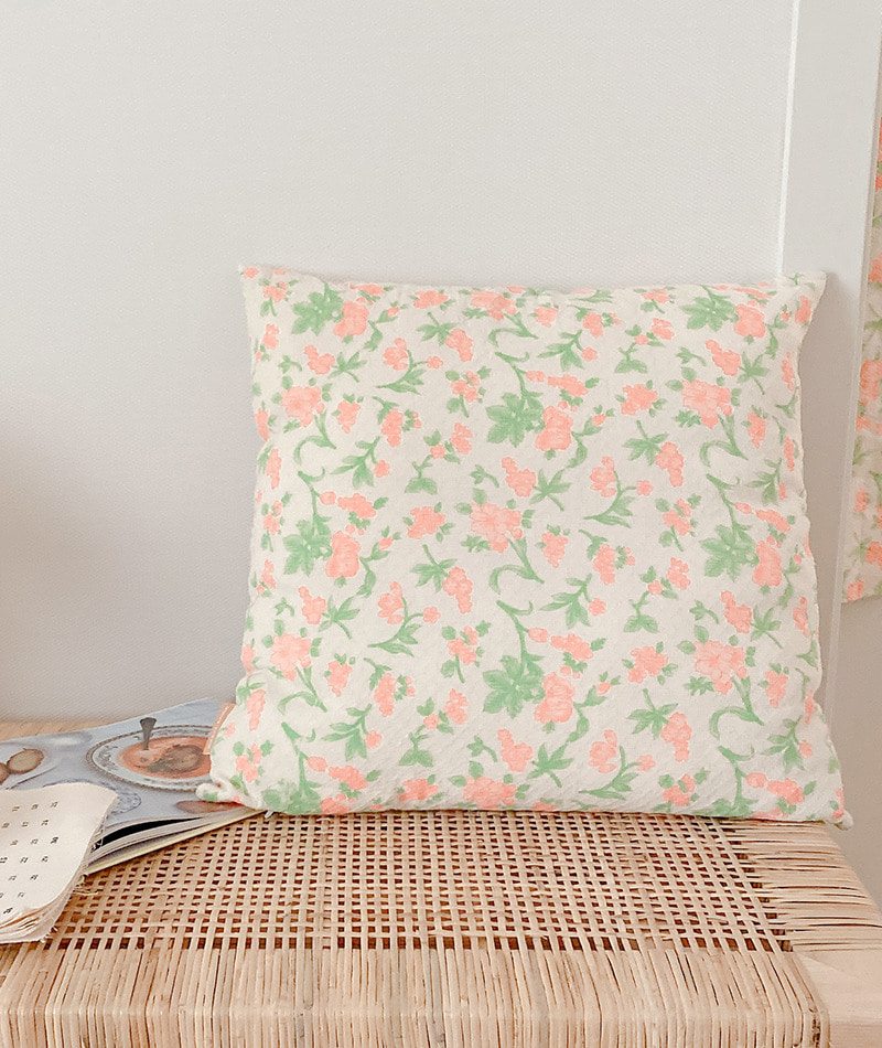 Kana Vintage Flower Cushion
