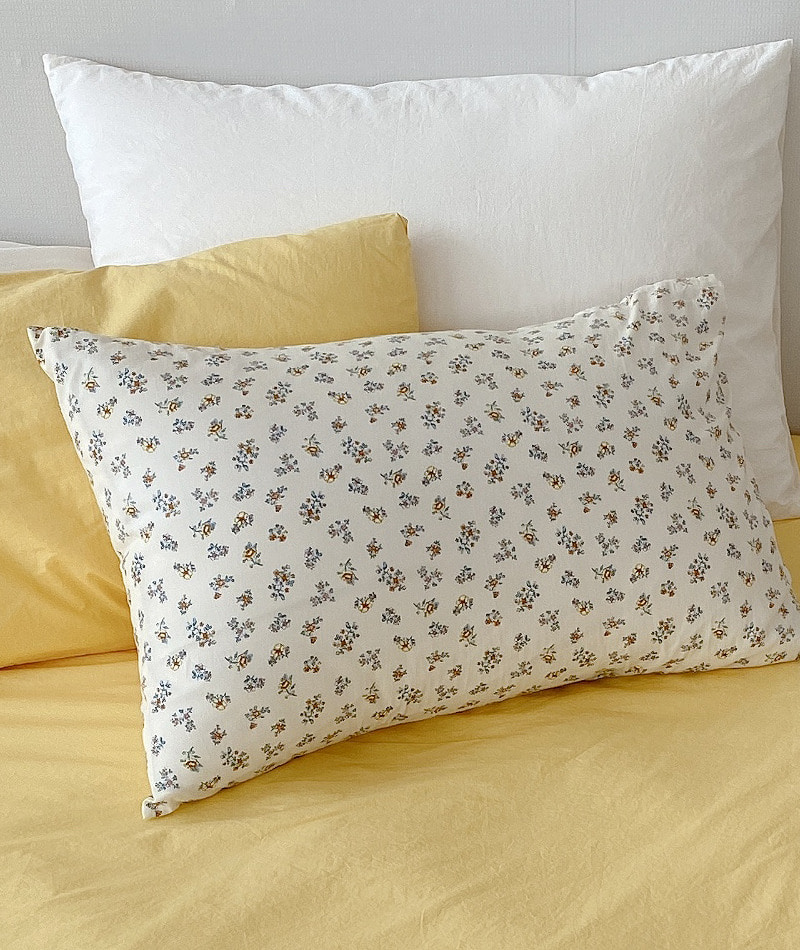 Ellie Flower Pillow Cover